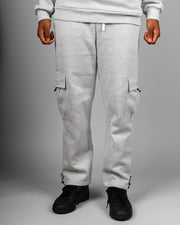 VIC - Cargo Sweat Pant - Grey