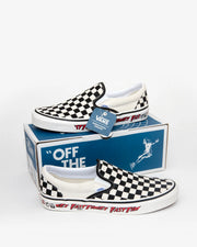 Fast Times Checkerboard Slip On - OG Fast Times