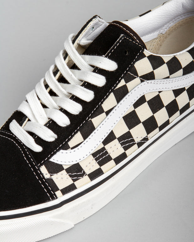 Vans - Old Skool 36 DX (Anaheim Factory) - Black / Check