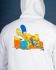 Vans - Vans X Simpsons Family Hoodie - White