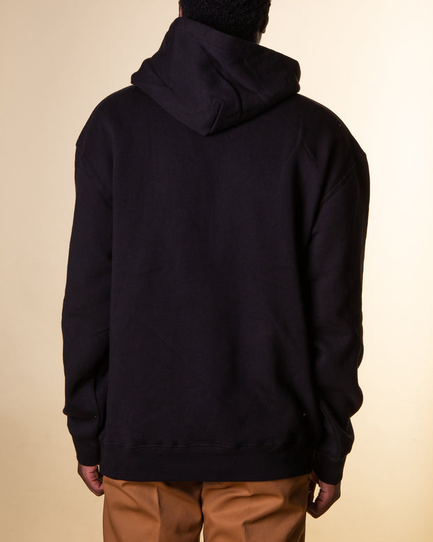 XLARGE - Small OG Hood - Black / Red