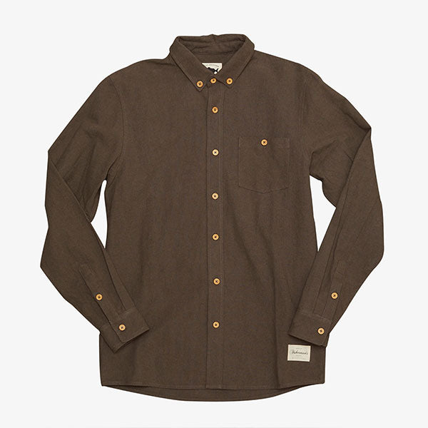 Anchorage L-S Shirt  - Clay