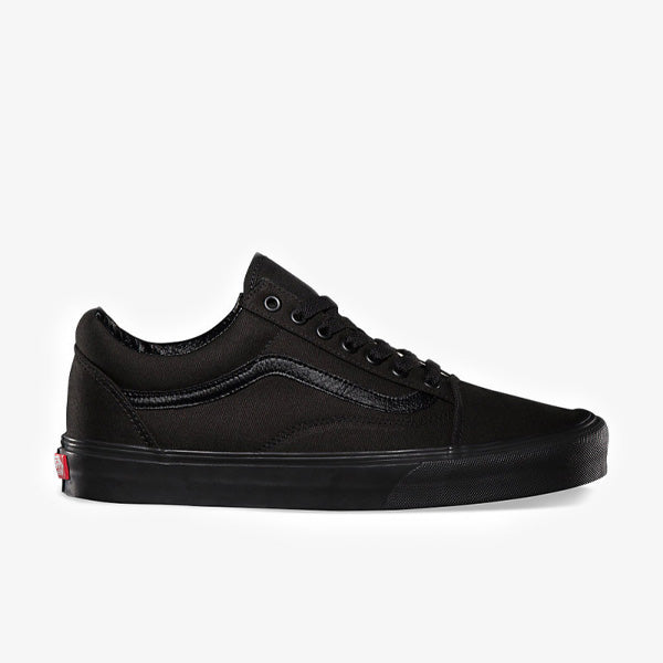 Old Skool - Black/Black Vans