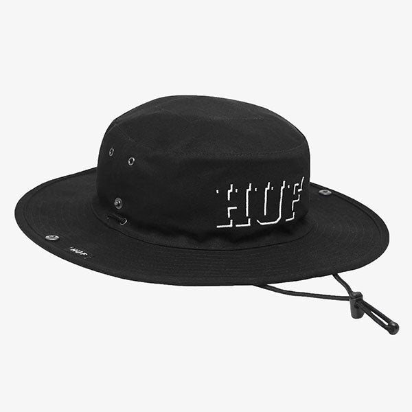 Rivington Hat - Black
