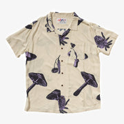 Bombay Drums Shirt - Purple