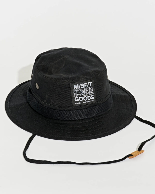 Misfit - Hard Goods Boonie Hat - Black