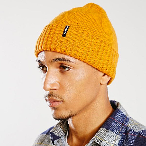 Brodeo Beanie - Hammonds Gold