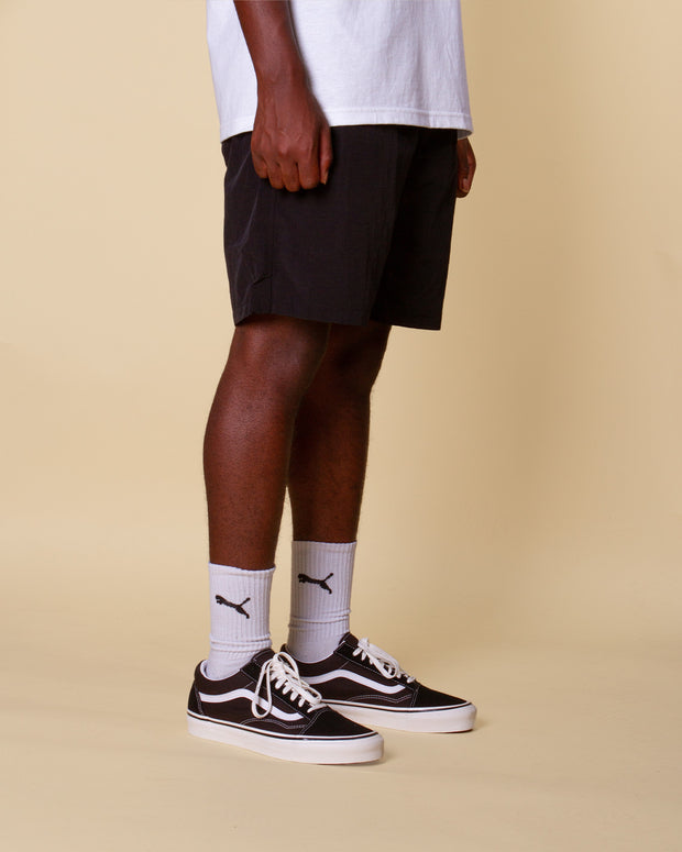 Butter Goods  - Auto Shorts  - Black