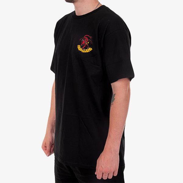 Cab Dragon II Tee - Black