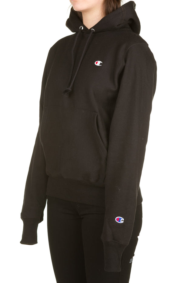 Champion Reverse Weave Pullover - Black
