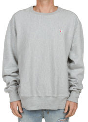Champion - Reverse Weave Crew - Oxford Grey