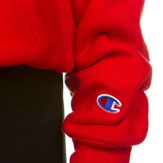 Champion - Reverse Weave Pullover - Team Red Scarlet