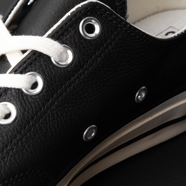 Chuck Taylor 1970's Lo Leather - Black