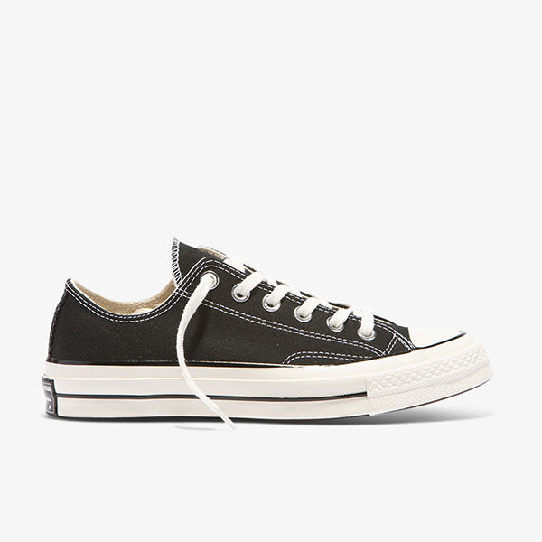 Chuck Taylor All Star 1970's Lo - Black/Egret