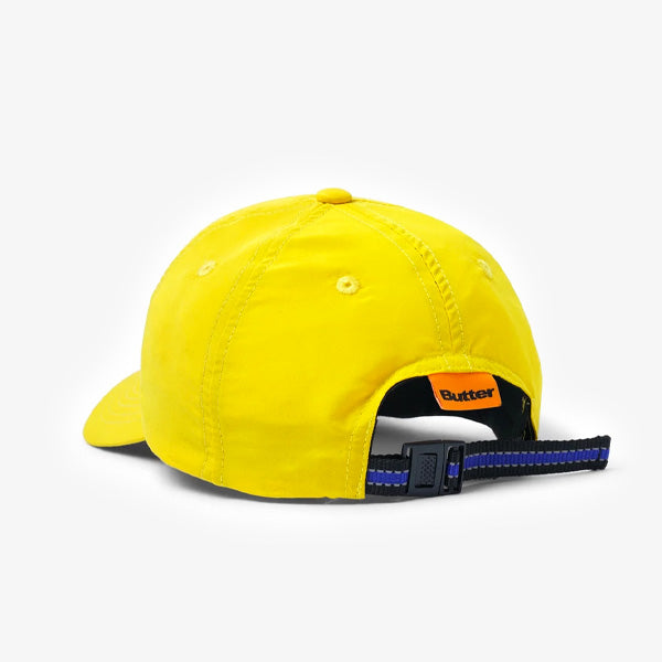 Climate 6 Panel Cap - Yellow