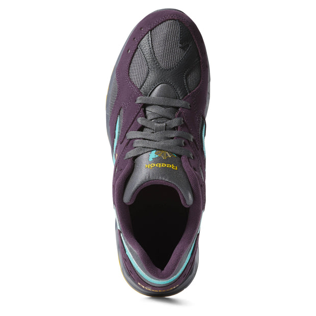 Aztrek - Outdoor/True Grey/Urban Violet/Yellow/Teal/Lime Green