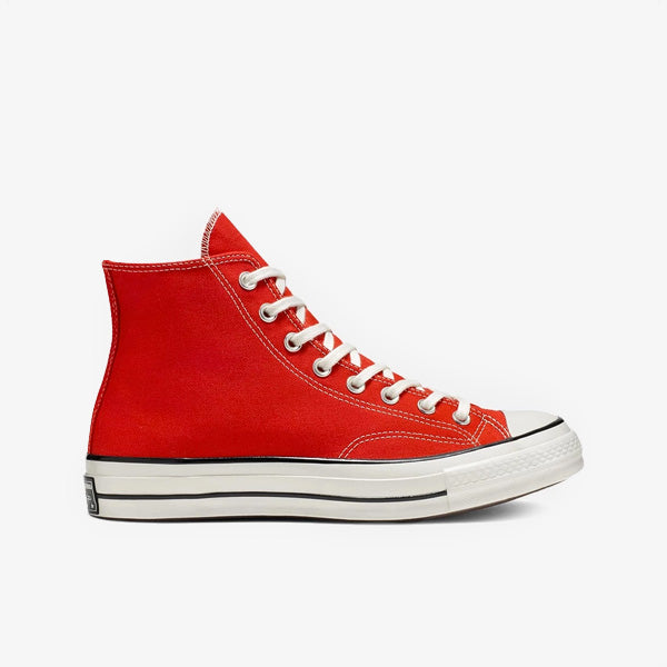 Chuck Taylor 70 Vintage Canvas Hi - Enamel Red/Egret/Black