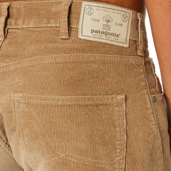 M's Straight Fit Cords - Mojave Khaki