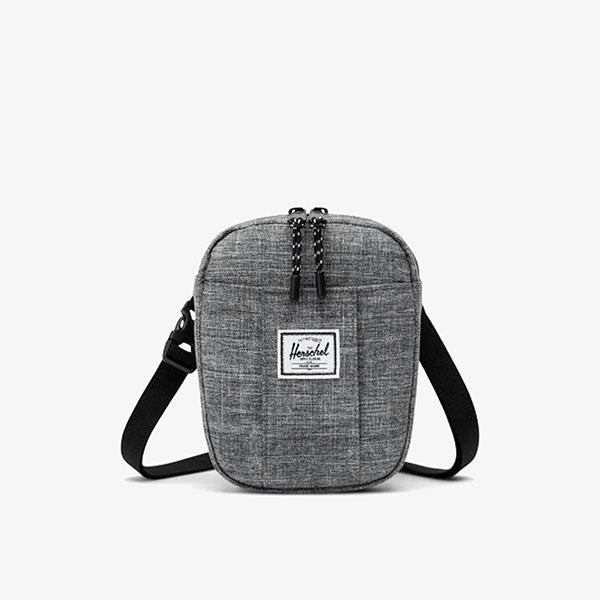 Cruz Hip Bag - Raven Crosshatch