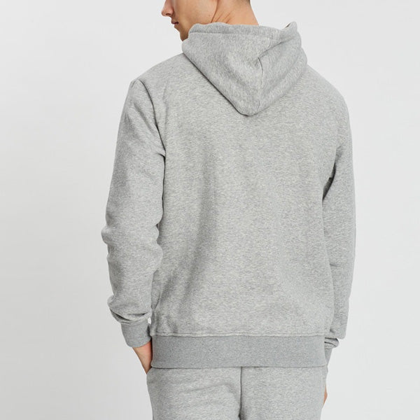 H.S Classic Pop Over Hoody - Grey Marle