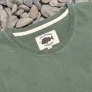 J.A.F Dinghy Tee - Washed Green