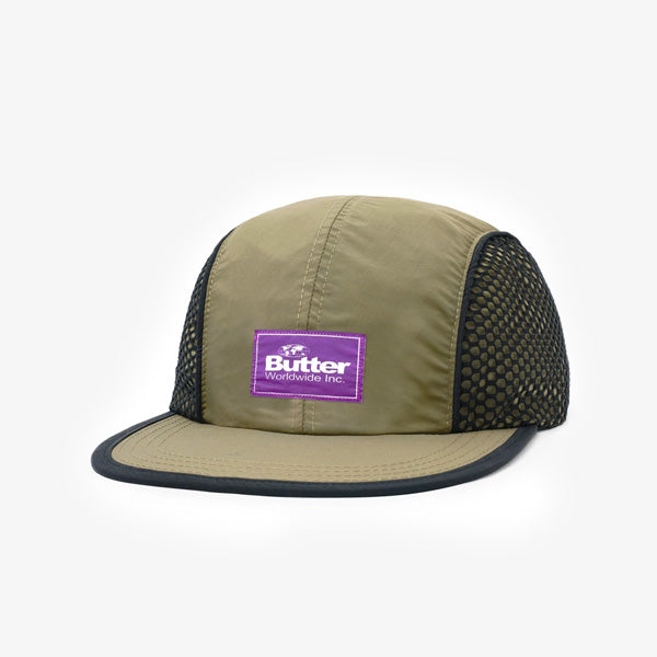 Expidition 4 Panel Cap - Army
