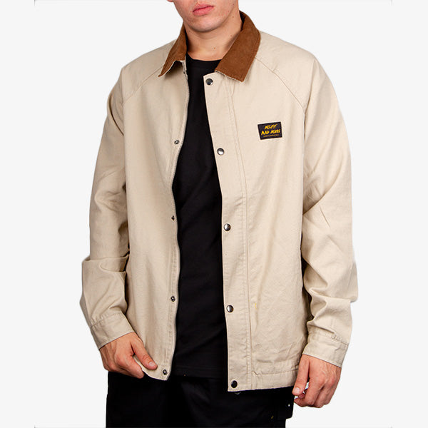 Family Affairs Jacket - Oyster