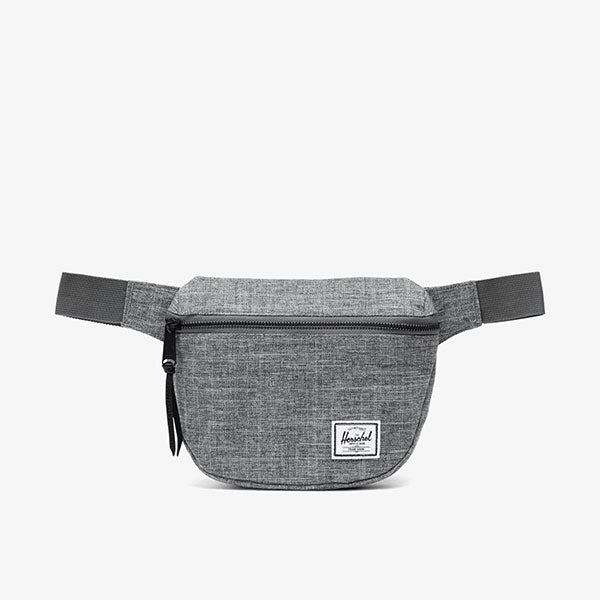 Fifteen Hip Bag - Raven Crosshatch