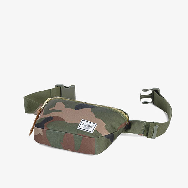 Fifteen Hip Bag - Woodland Camo