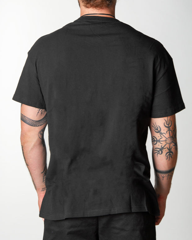 Misfit - Butter Cup Tee - Washed Black