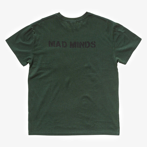 Folsom Pocket Tee - Jungle Green