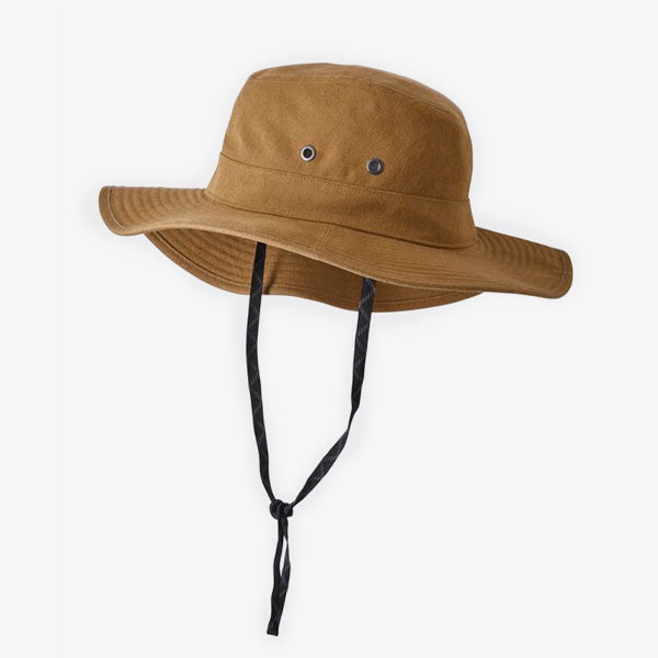 The Forge Hat - Coriander Brown