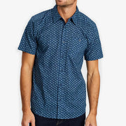 Patagonia - Go To Shirt - Space Micro Stone Blue