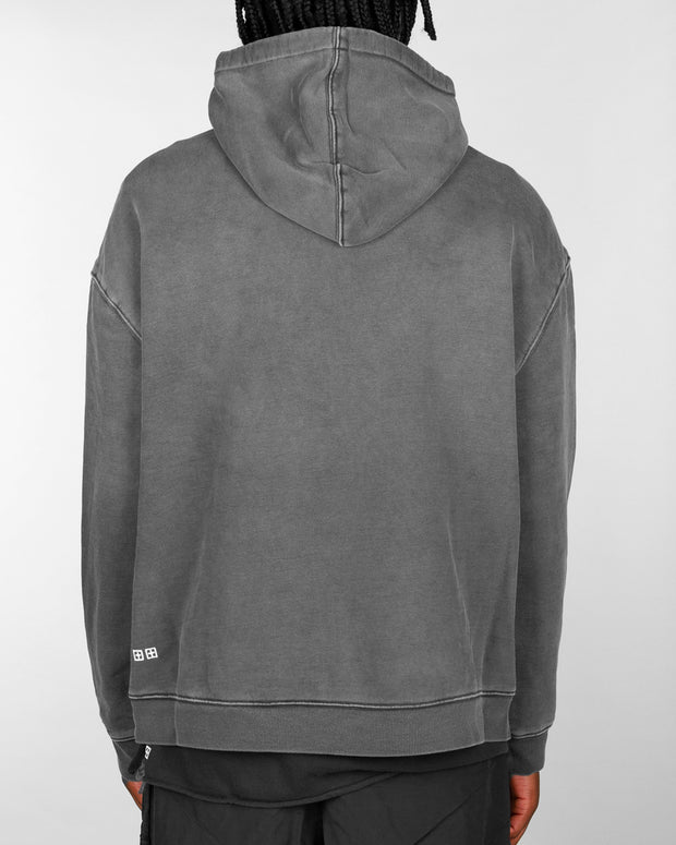 Ksubi - Sign Of The Times Hoodie - Octane Black