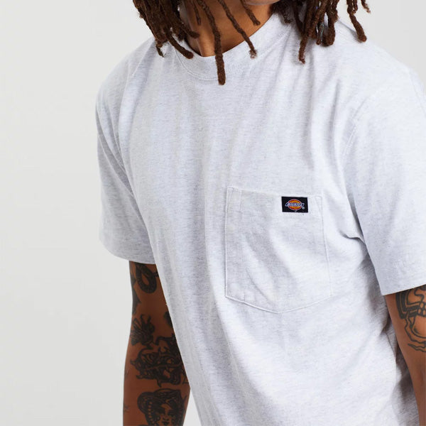 Box Classic Heavyweight Tee - Ash Grey