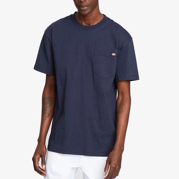Box Classic Heavyweight Tee - Dark Navy