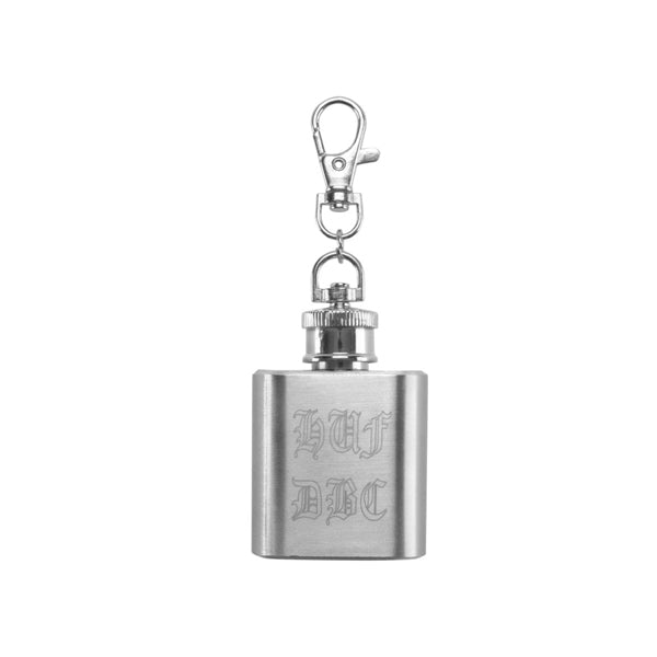 Holy Water Keychain - Silver
