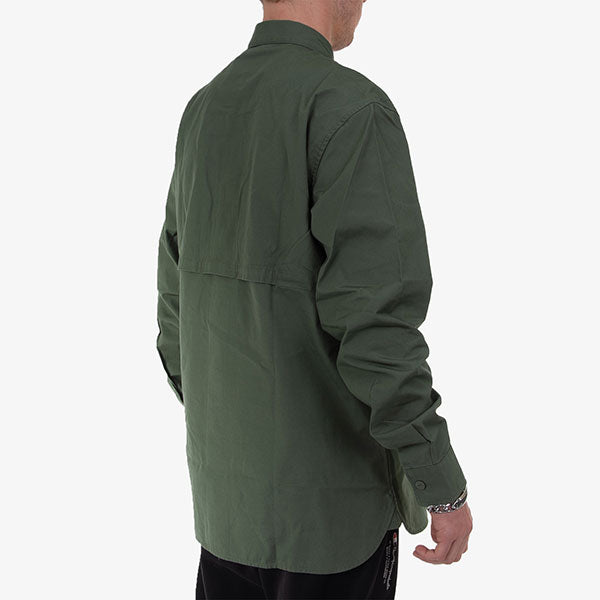 Laxford Shirt - Dollar Green