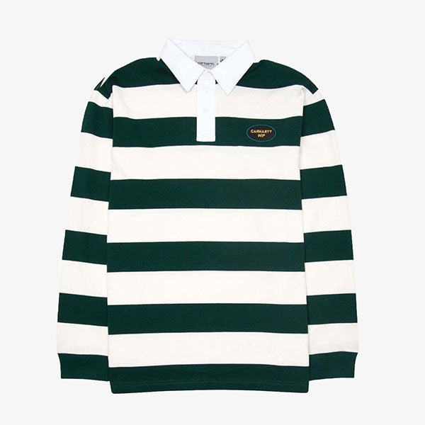 LS Roslyn Polo - Wax/Bottle Green