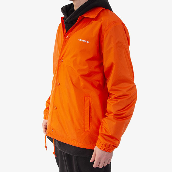 Carhartt - Script Coach Jacket - Pepper