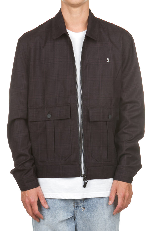 Cloud 10 Jacket - Black
