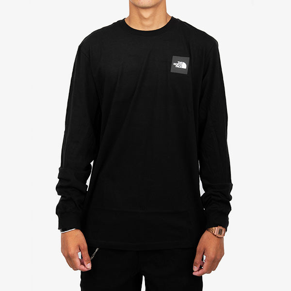 LS Box Tee - Black
