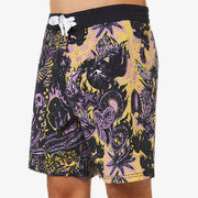 Merci Me Boardshort - Black