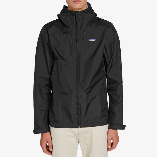 M's Torrentshell Jacket - Black Patagonia
