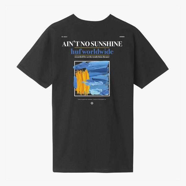 Ain't No Sunshine Tee - Black