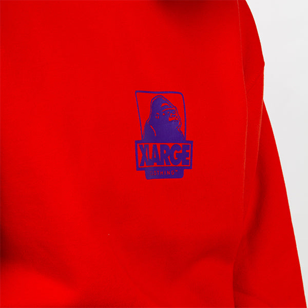XLARGE - Small OG Crew - Orange