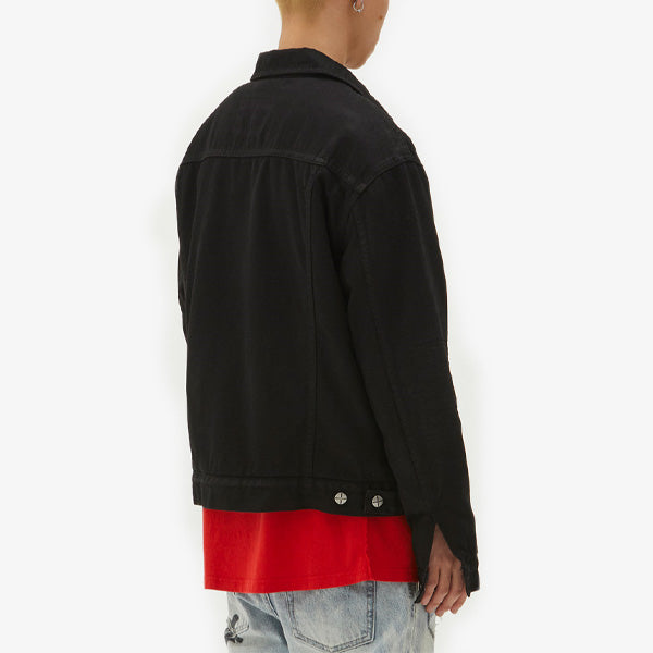 Oh G Jacket - Tainted Black