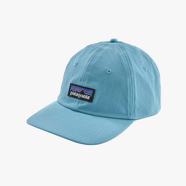 P-6 Label Trad Cap - Big Sky Blue