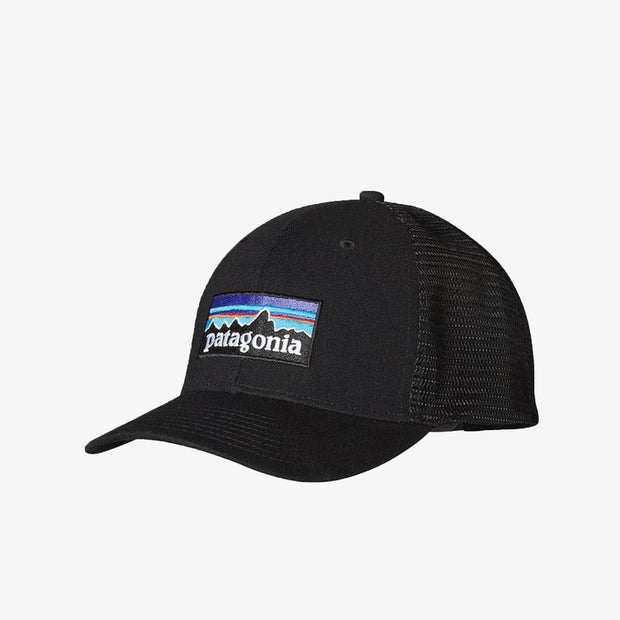 P6 Trucker Hat - Black