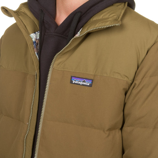 Bivy Down Jacket - Sediment